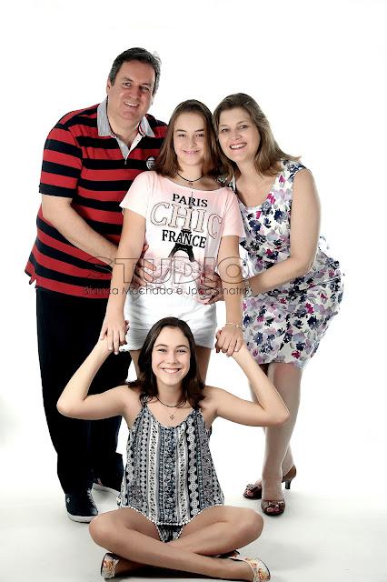 ensaio fotografico da familia