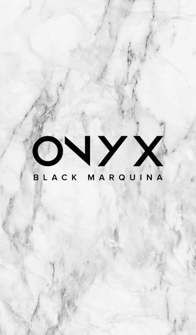 ONYX: Black Marquina