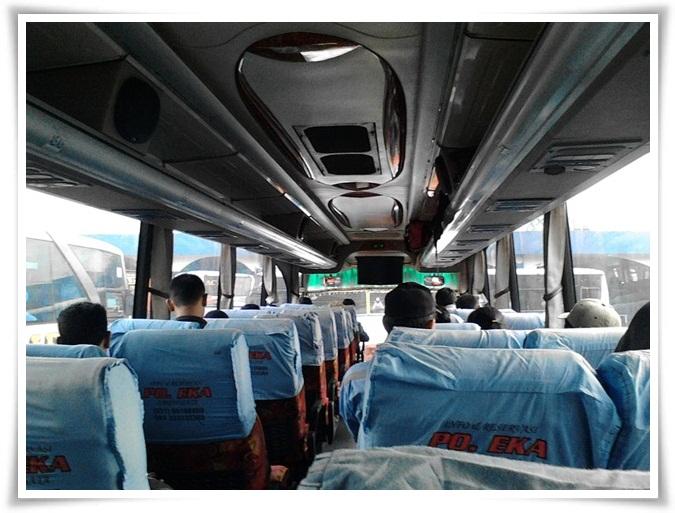 tips memilih bus untuk mudik yang aman dan nyaman