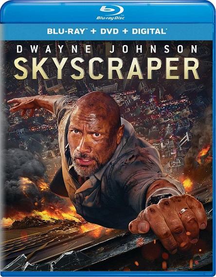 Skyscraper (Rascacielos: Rescate en las alturas) (2018) 1080p Bluray REMUX 30GB mkv Dual Audio Dolby TrueHD ATMOS 7.1 ch