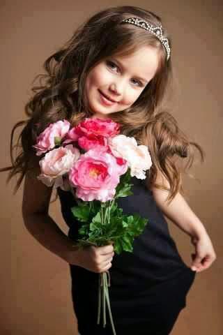 cute baby girl image