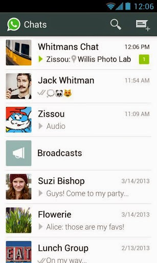 Whatsapp 2.11.257 APK Terbaru Free Download