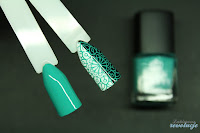 BPS stamping polish #18