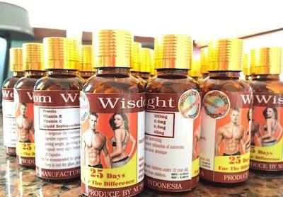 Viên uống tăng cân Wisdom Weight hỗ trợ cải thiện cân nặng