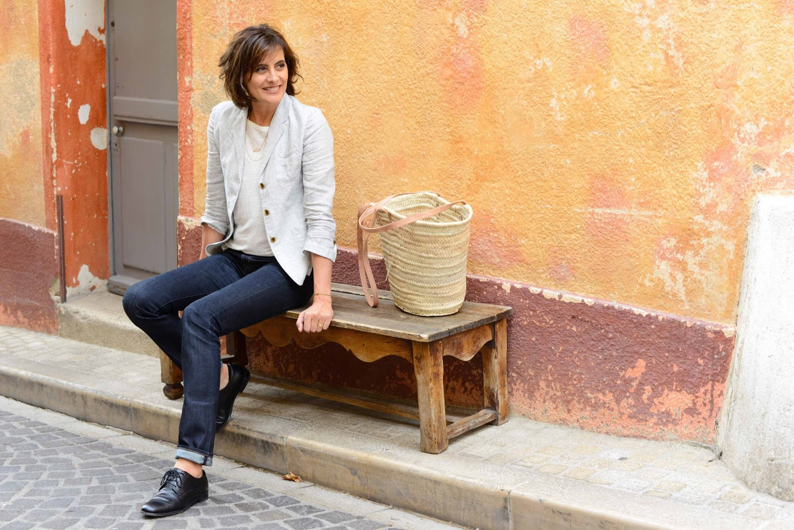 Eniwhere Fashion - Ines de la Fressange - Paris