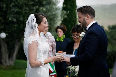 foto glauco comoretto matrimonio