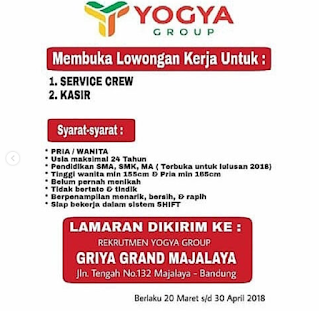 Lowongan Kerja Griya Grand Majalaya 2019