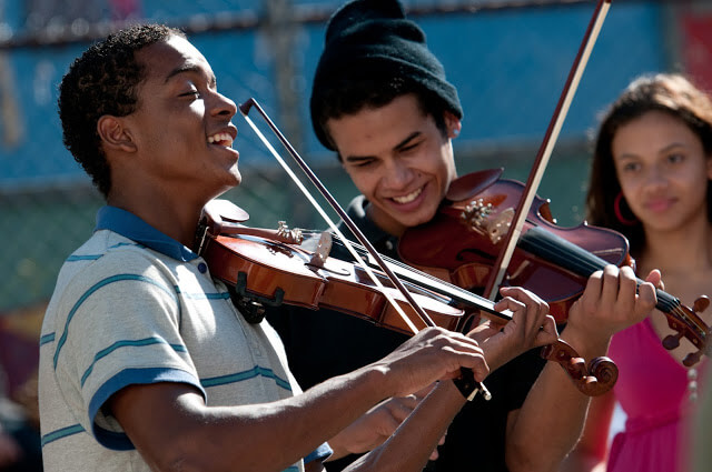 Fotograma: El profesor de violín (2015)