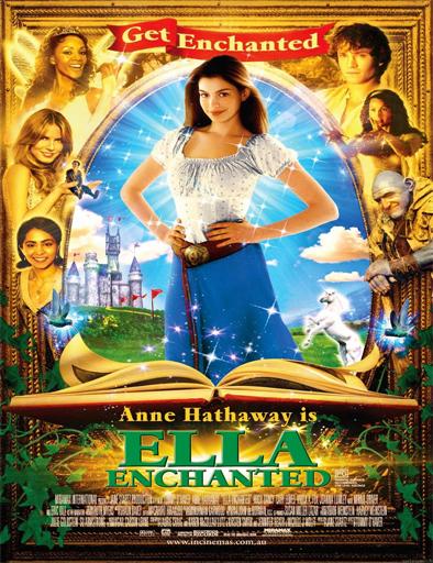 Ver Ella está encantada (Ella Enchanted) (2004) Online