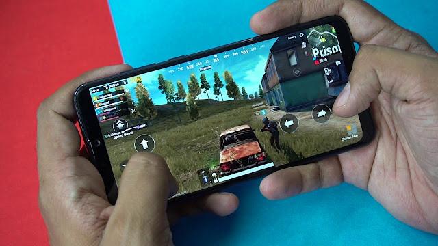 ASUS Zenfone Max Pro M2 smartphone Gaming Banget