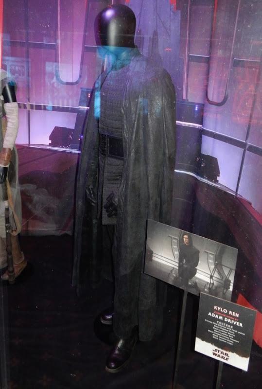 Kylo Ren Star Wars Last Jedi costume