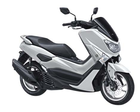 New Yamaha NMAX 150