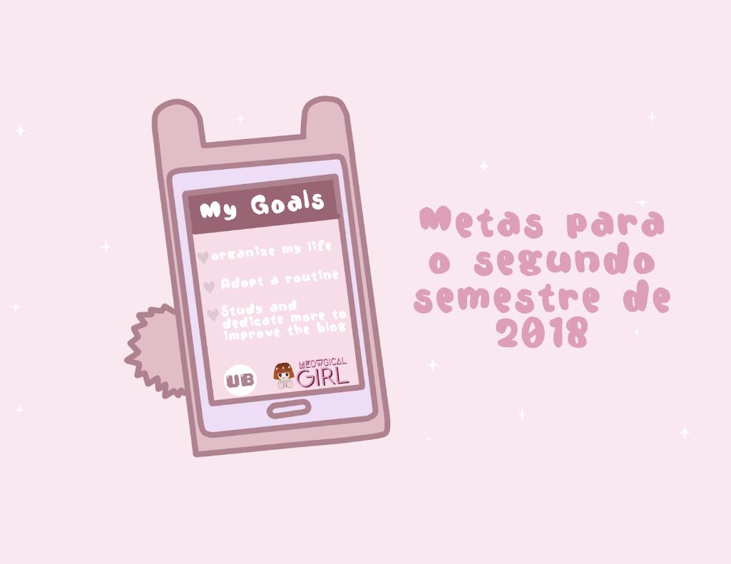 Goals | Jul - Dec 2018