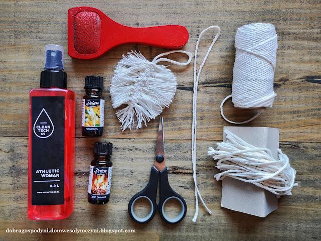 jak zrobić piórko z makramy, liść makramowy