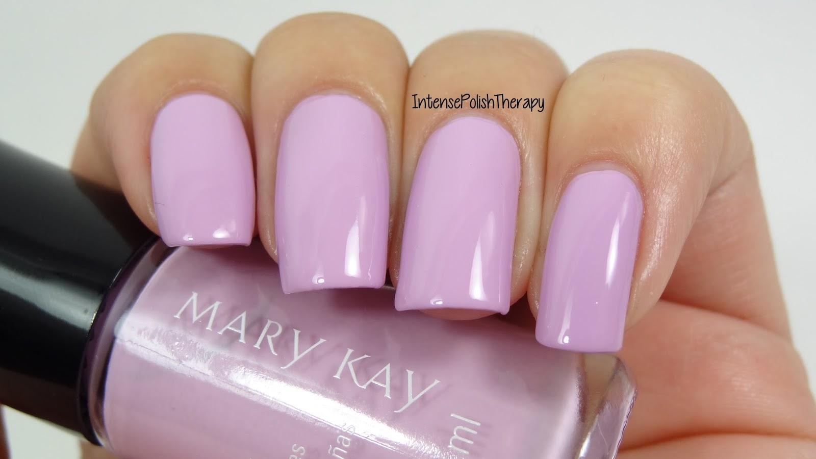 Intense Polish Therapy: Mary Kay Spring 2017 Nail Polishes