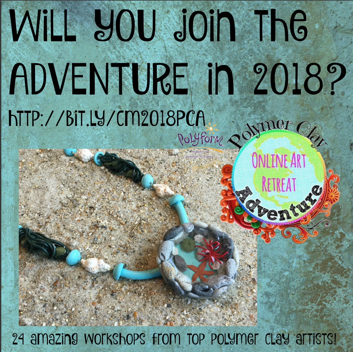 Join the 2018 Adventure!