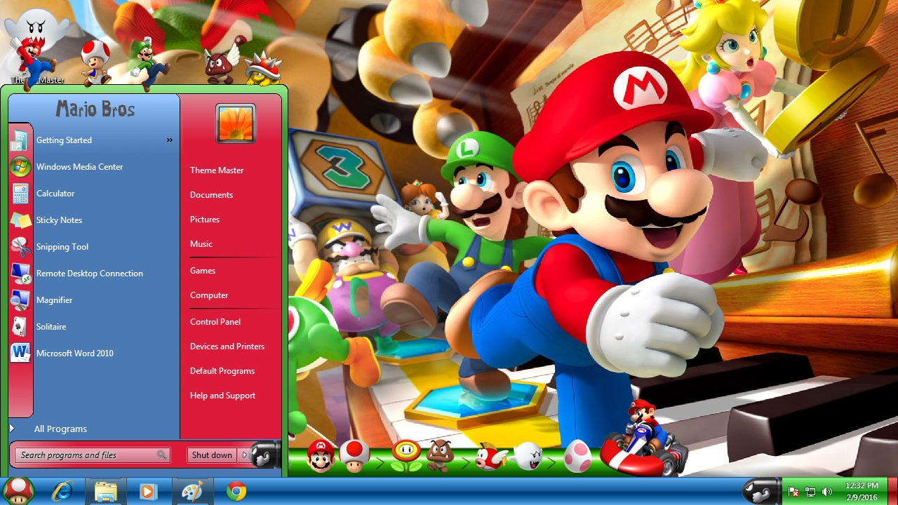 How to install Super Mario Transformation Pack on Windows 8.1