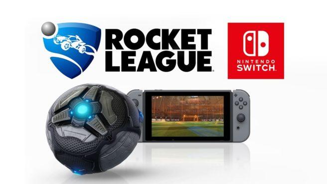 Ya se conoce el tamaño de Rocket League en Switch