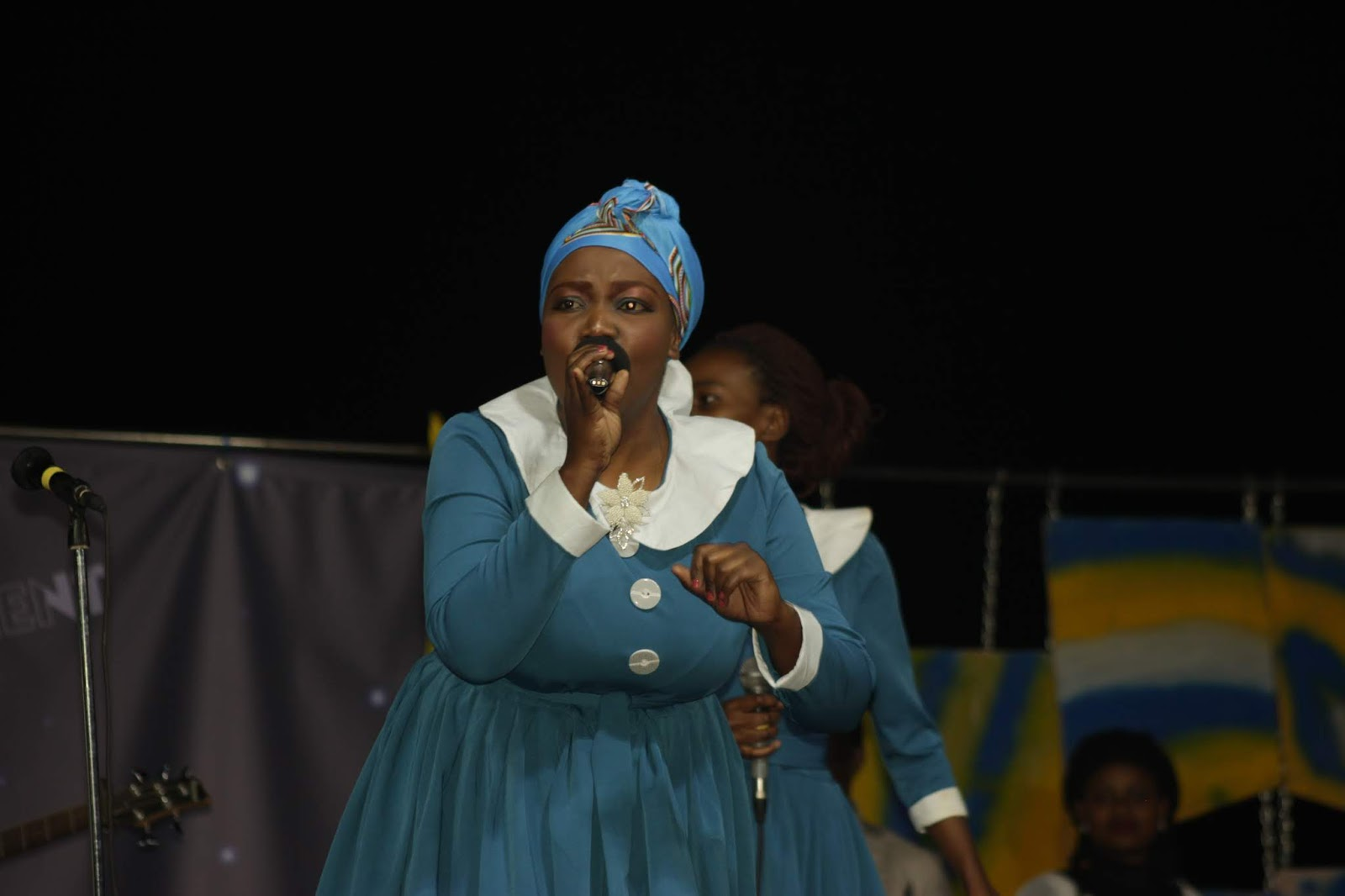 Bethany Pasinawako Ngolomi and Xtreme Afrique Choir At Tiyambuke 2018