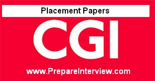 CGI Placement Paper - Interview Experience (Fresher)