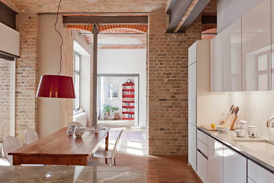mes caprices belges decoraci n interiorismo y restauraci n de muebles paredes de obra vista. Black Bedroom Furniture Sets. Home Design Ideas
