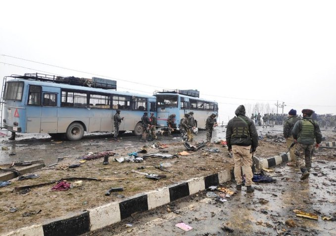 12 CRPF personnel killed in one of deadliest terror attacks in Kashmi