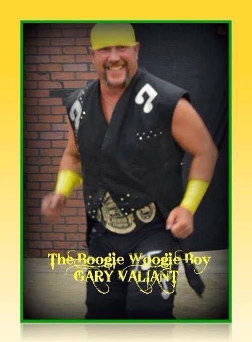 Gary Valient at SPWA Championship Wrestling in Ramer, Tn Feb. 28th
