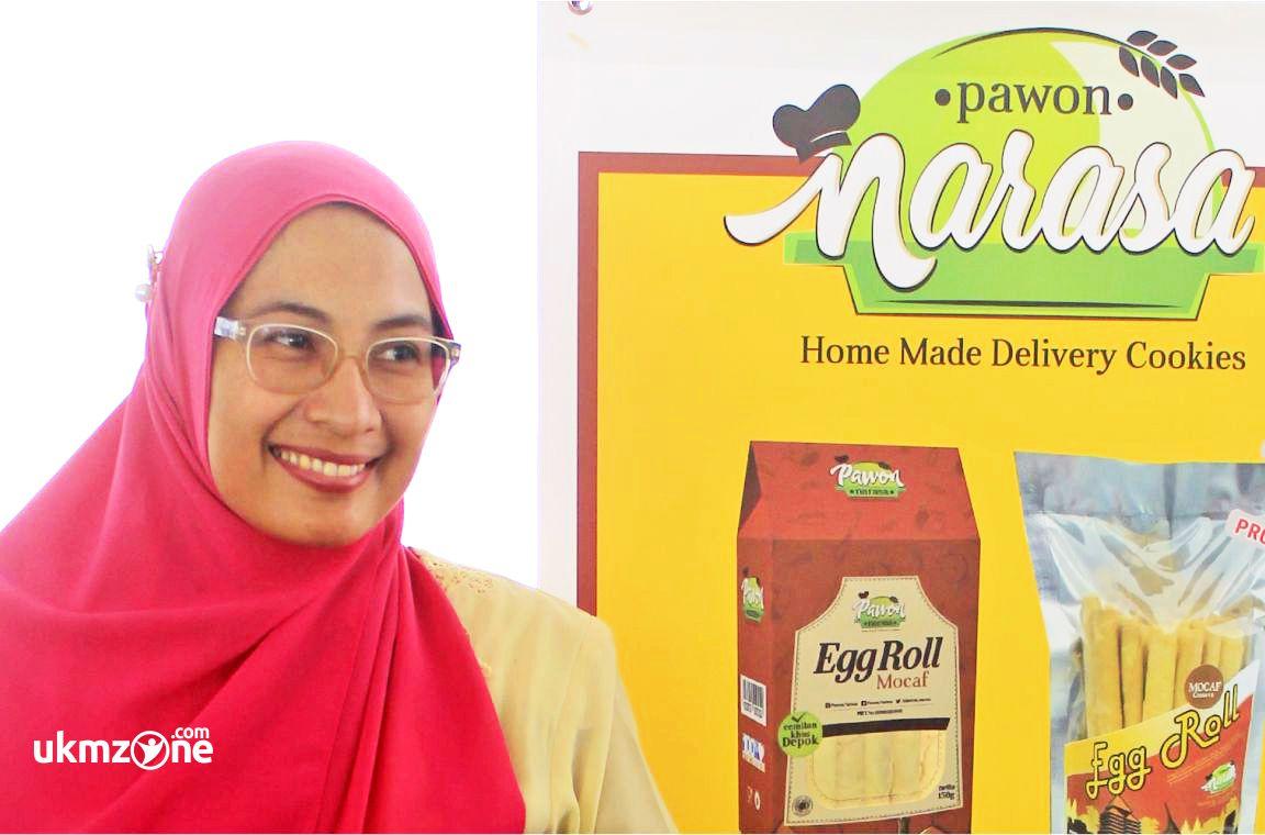 RuliasariRuliasari pelaku/pemilik usaha PAWON NARASA UKM/UMKM/IKM kota Depok Jawa Barat