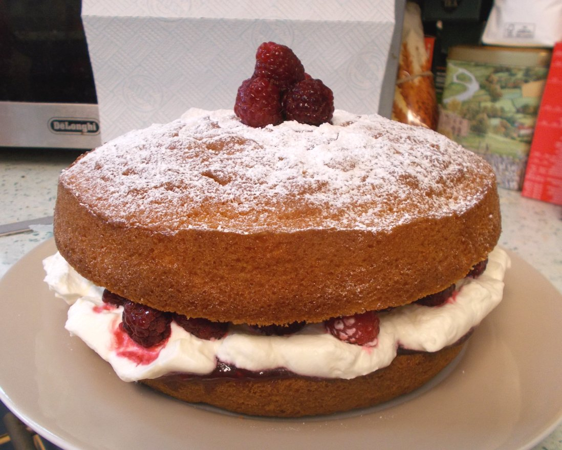 Raspberry Sandwich Cake: Recipes and Tips 21