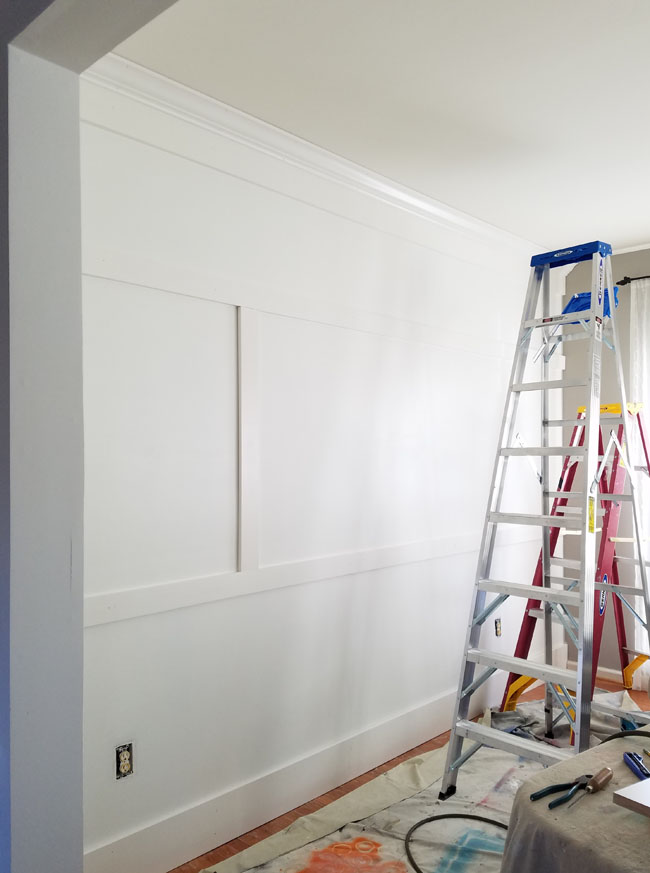 How to install board and batten - Easy installation