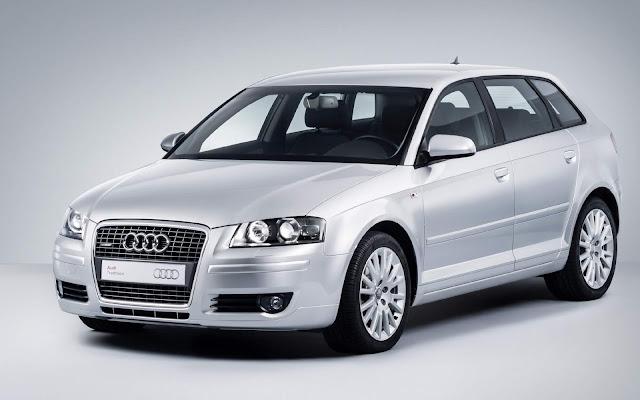 Audi A3 de segunda geração