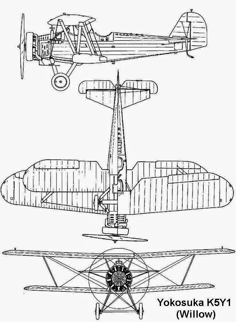 airplane scale modelkit  yokosuka k