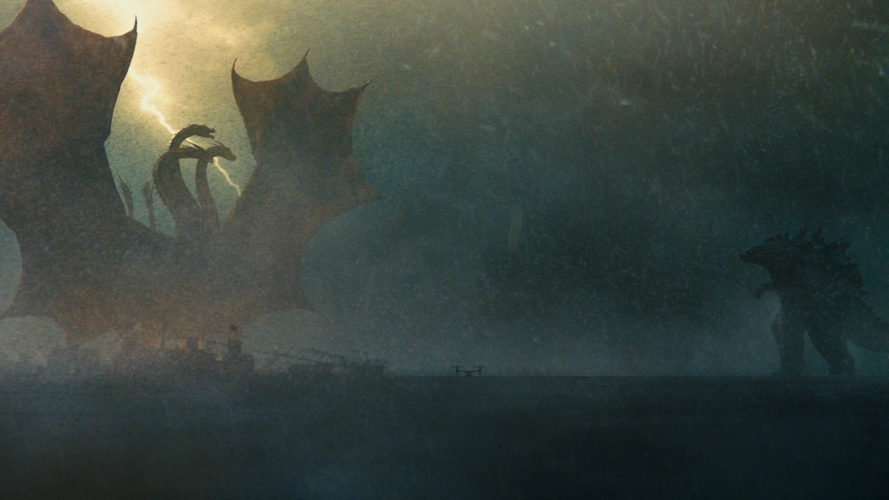Godzilla Rei dos Monstros