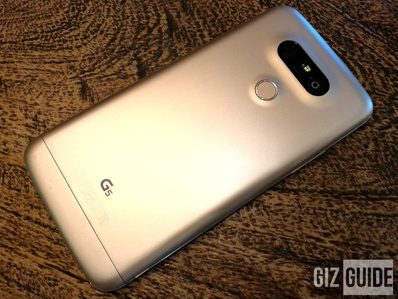 LG G5 Nougat Update Announced, To Roll Out In Asia In Weeks To Come!