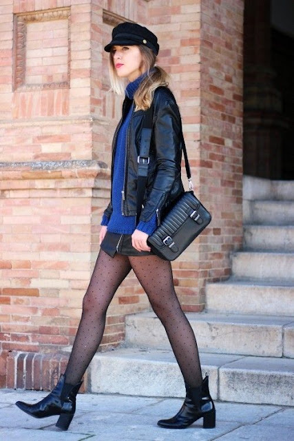 sheer-legging-and-leather-jacket-with-neck-sweater