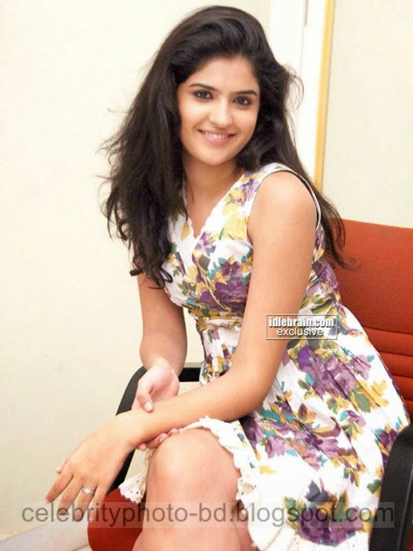 Telugu Actress Deeksha Seth Hot Photos Latest Collection In Tight Mini Skirt