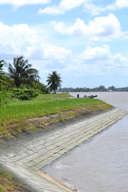Suriname, paramaribo, fort, Nieuw Amsterdam, prison, Amérique du Sud