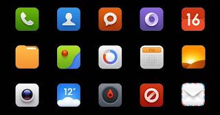 Description: MIUI V5 Icon Pack