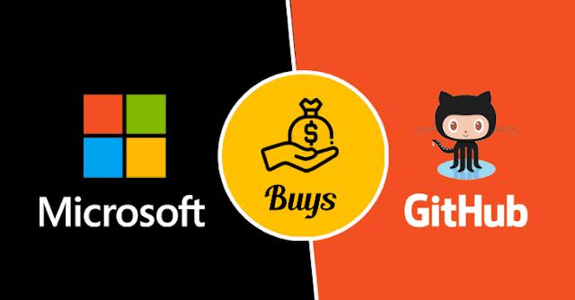 Confermato Microsoft acquista GitHub per $7.5 miliardi