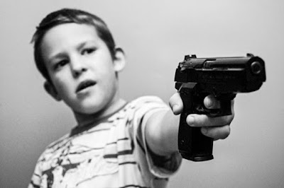 Image result for children and guns
