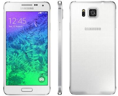 Samsung Resmi Umumkan Galaxy Alpha