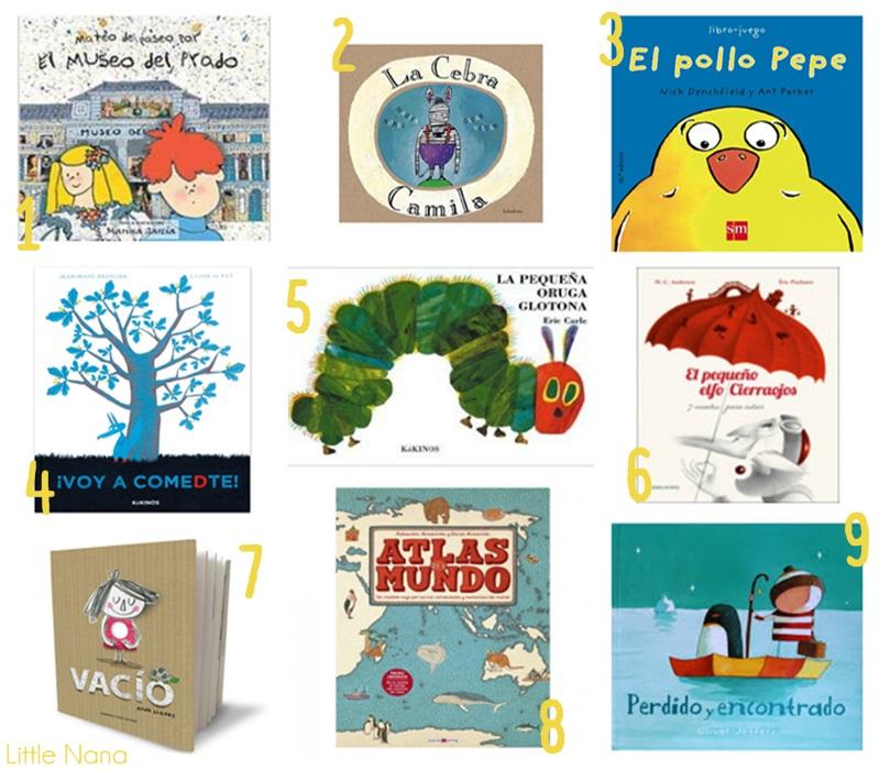 album ilustrado cuento libro infantil navidades