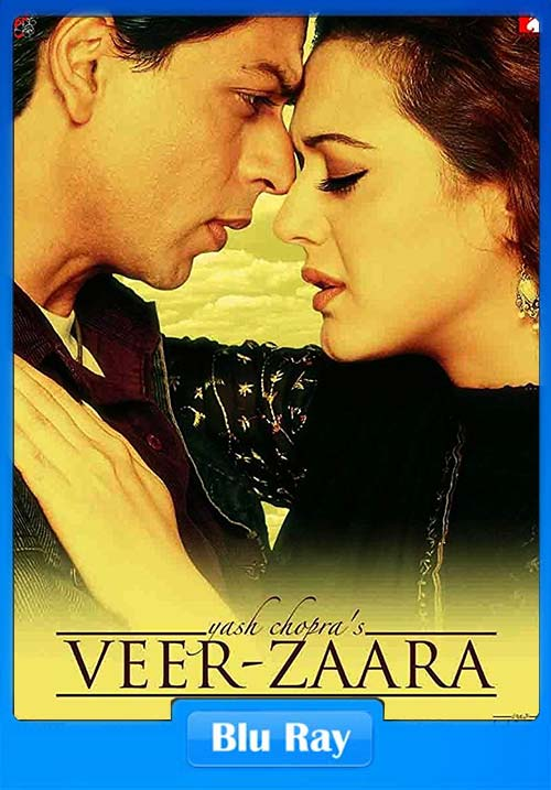 Veer Zaara 2004 Hindi 720p BRRip x264 | 480p 300MB | 100MB HEVC
