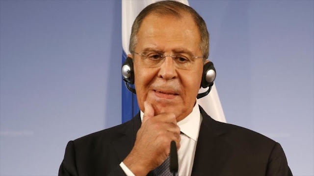 Lavrov acusa al Reino Unido de 'unir a Europa' contra Rusia