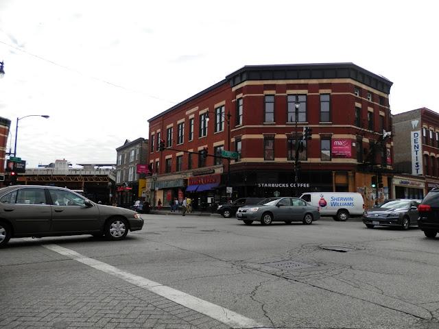 Bucktown à Chicago