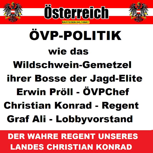 Raiffeisen Dr Christian Konrad Mr Macht österreich