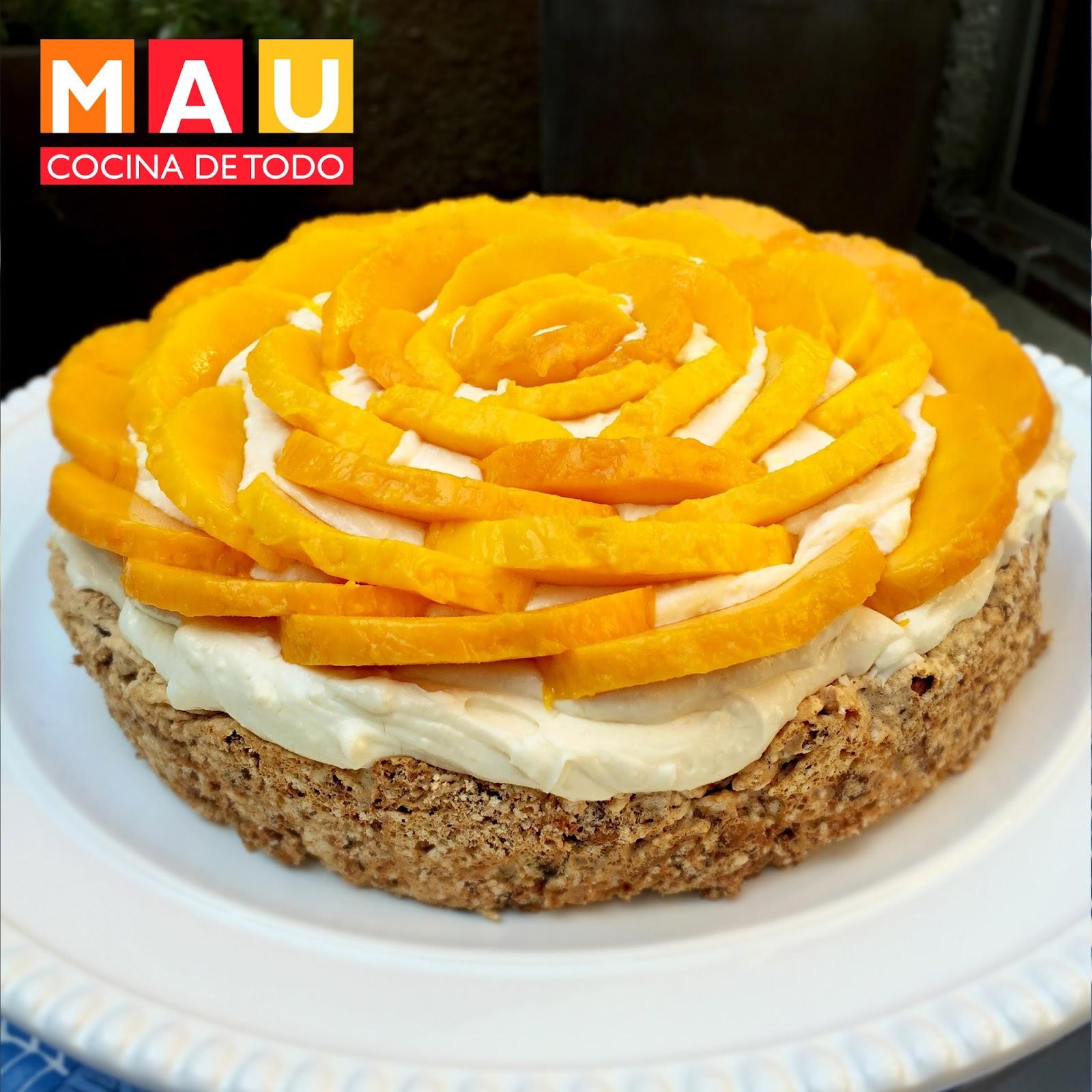 Mau cocina de todo mostach n de mango for Todo para la cocina