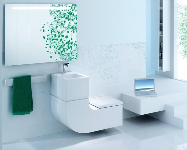 Integrated Sanitaryware Sinks! Home Decor