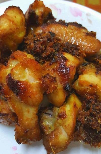 Resepi Ayam Goreng Gula Melaka!! (MsB)