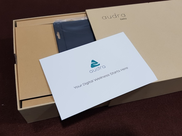 Your Digital Wellness Starts Here - Watch out for my detailed product review soon!